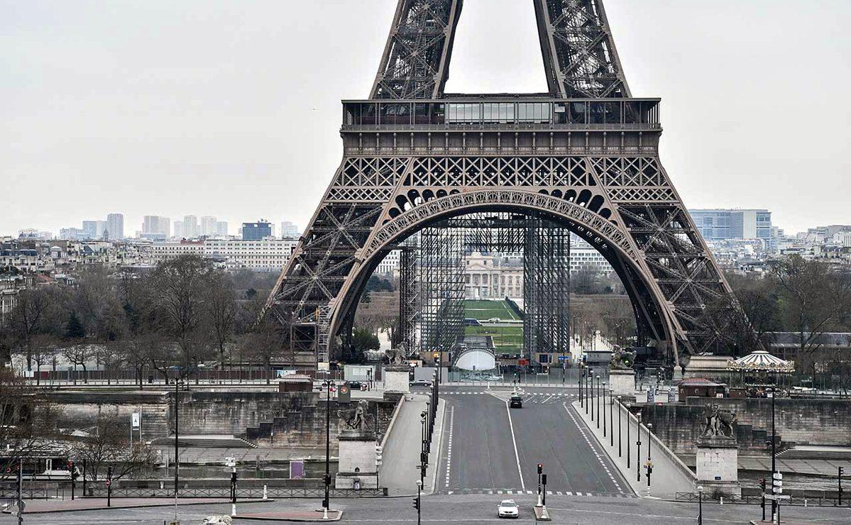 Francia se convierte en el cuarto país en informar más de 10,000 muertes por Covid-19