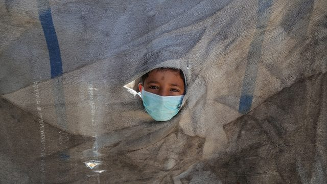 Coronavirus Palestina