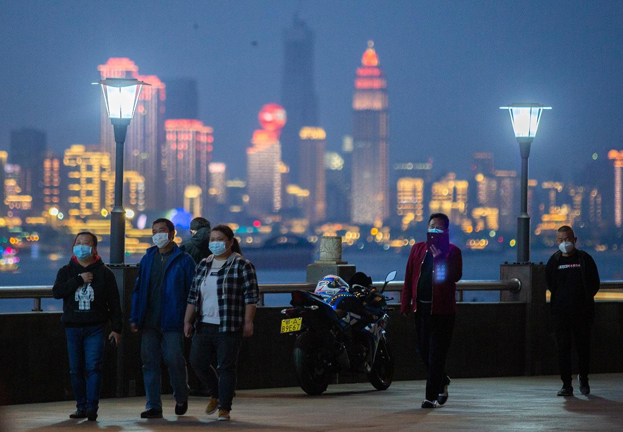 Wuhan acelera pruebas para detectar nuevos casos de coronavirus