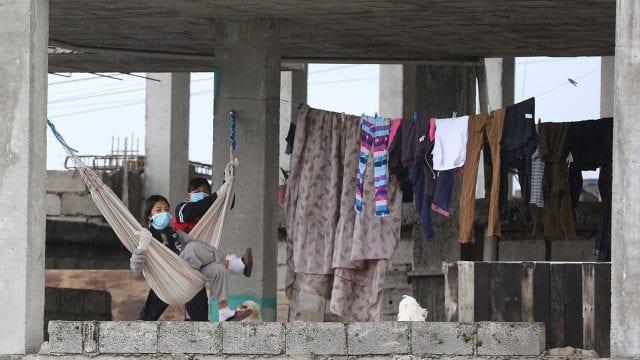 Ecuador Continues Lockdown To Halt Spread Of Coronavirus