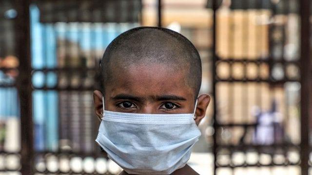 Coronavirus India Emergency In New Delhi