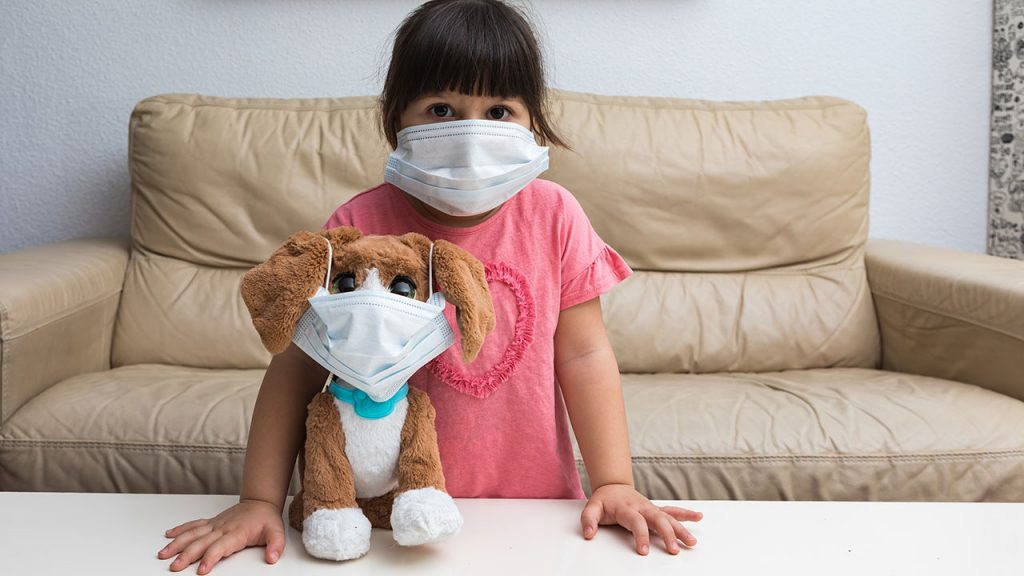 España Remains On Lockdown As Coronavirus Death Rate Slows