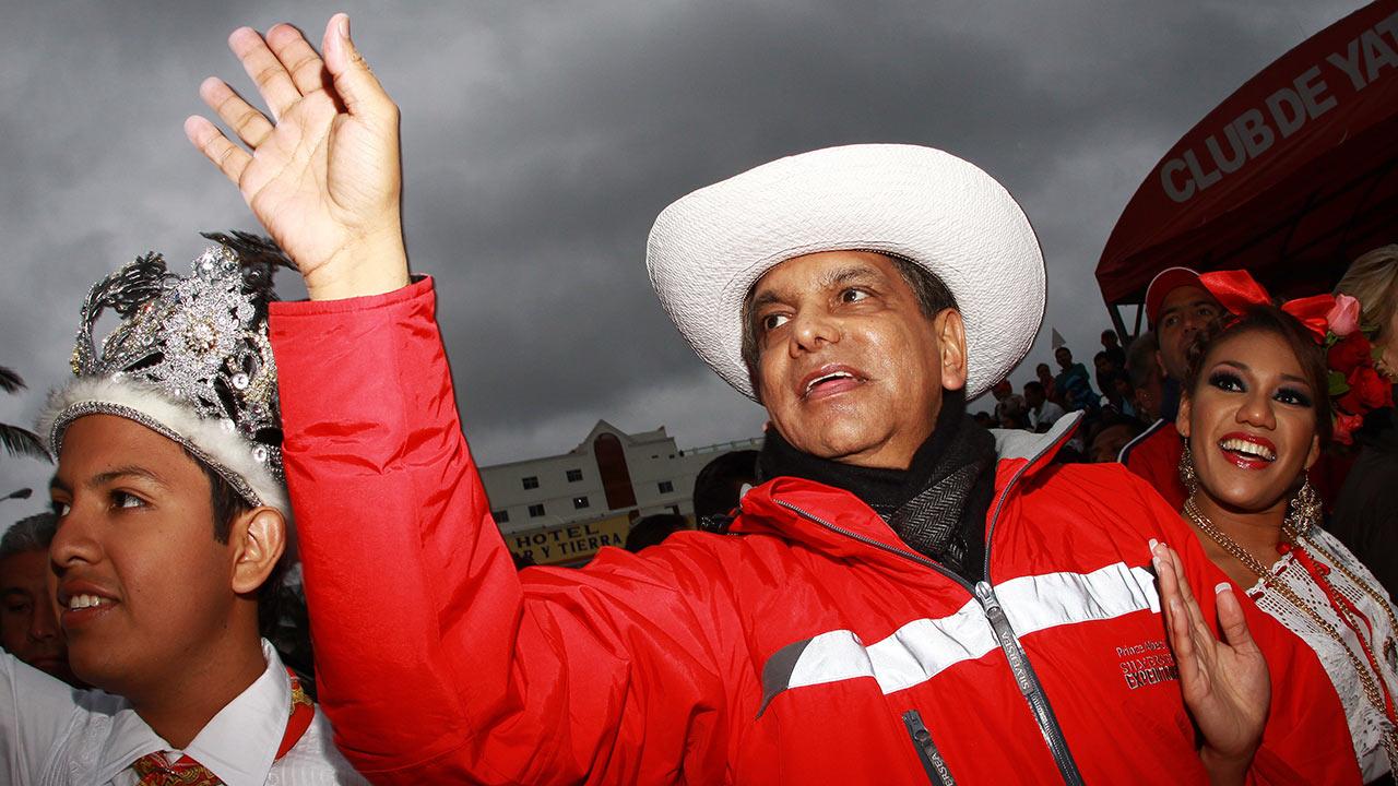 Hospitalizan a Fidel Herrera, exgobernador de Veracruz