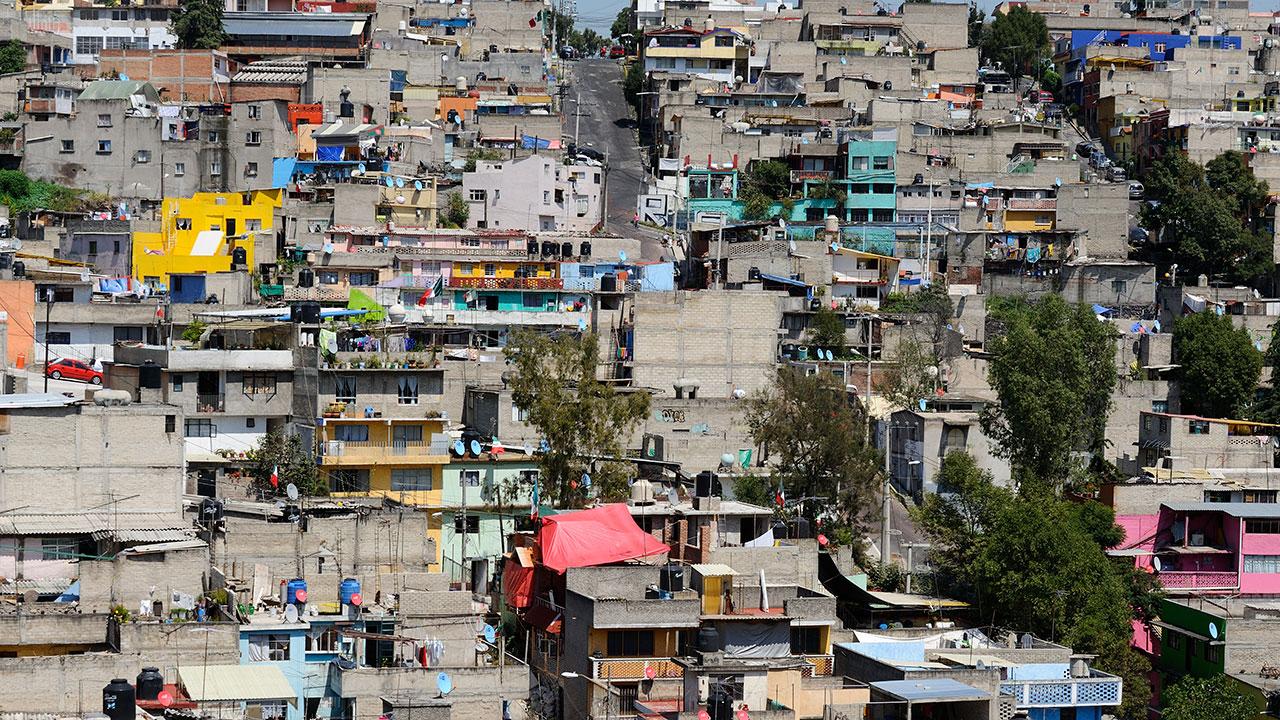 Pobreza Ciudad de México