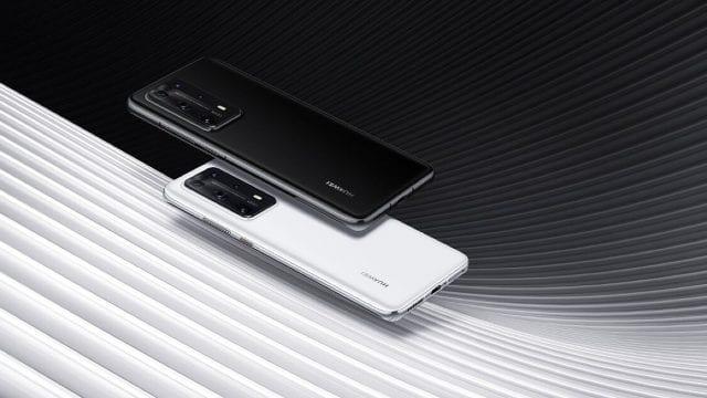 smartphone Huawei P40 Pro+