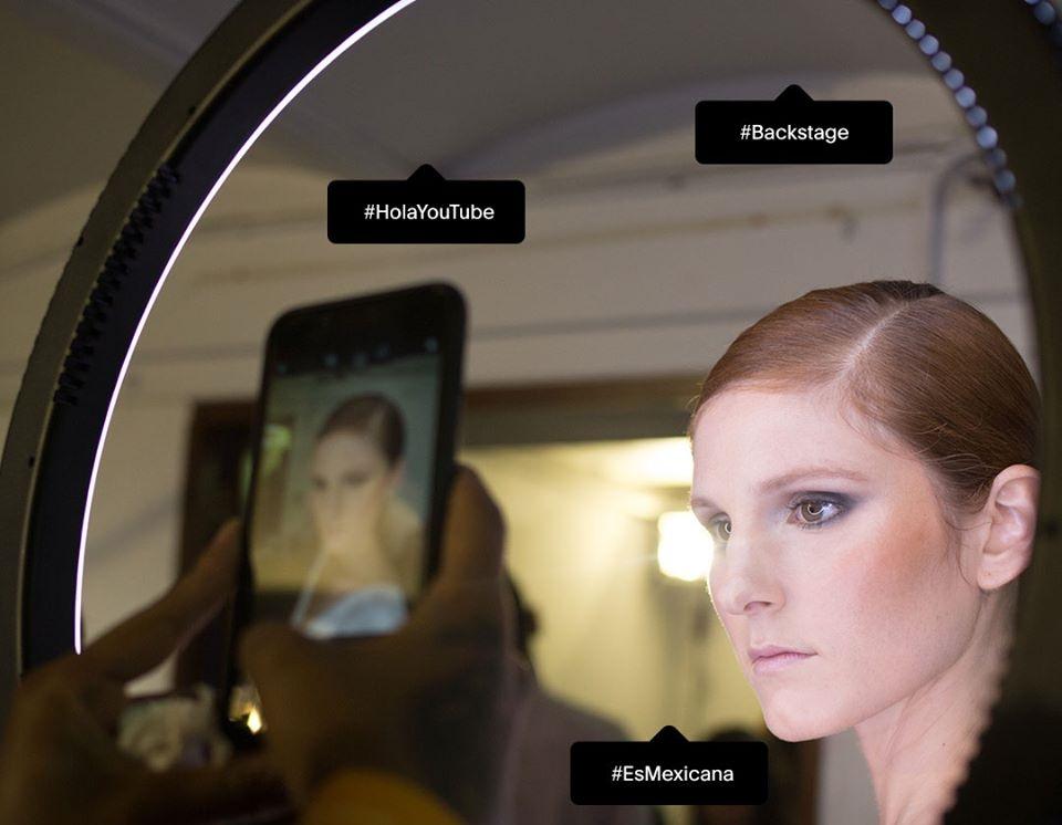 El MBFWMx marca ruta a seguir en nuevas plataformas de la moda: YouTube