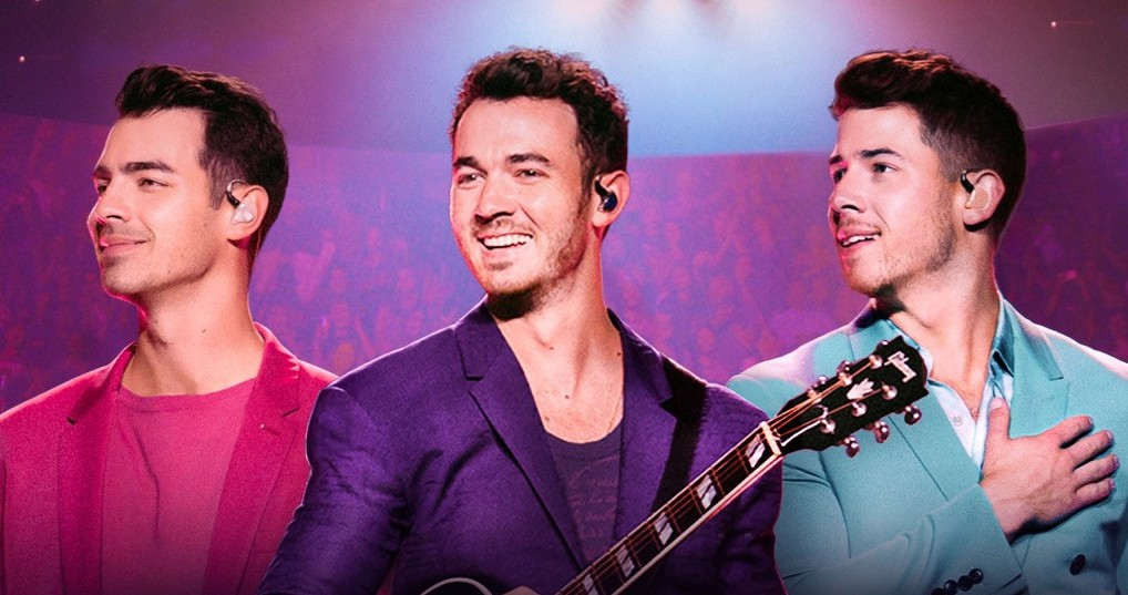 Los 'Jonas Brothers' regresan a Amazon Prime Video