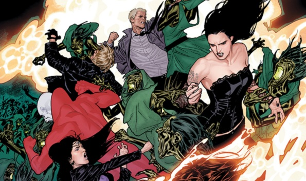 Confirmado: series de 'Justice League Dark' y 'The Shining' llegarán a HBO