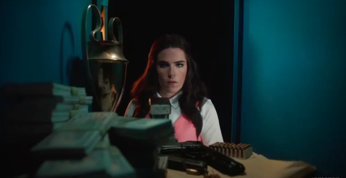 Karla Souza regresa a las series con 'El presidente' de Amazon Prime Video
