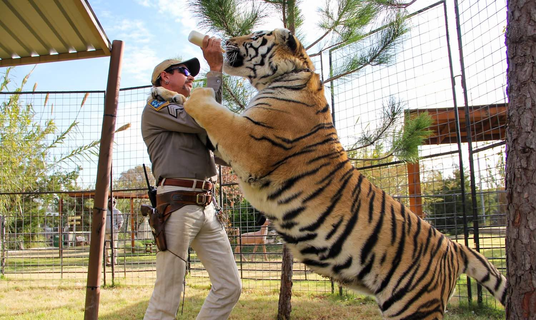 Netflix podría añadir un capítulo extra a la docuserie 'Tiger King'