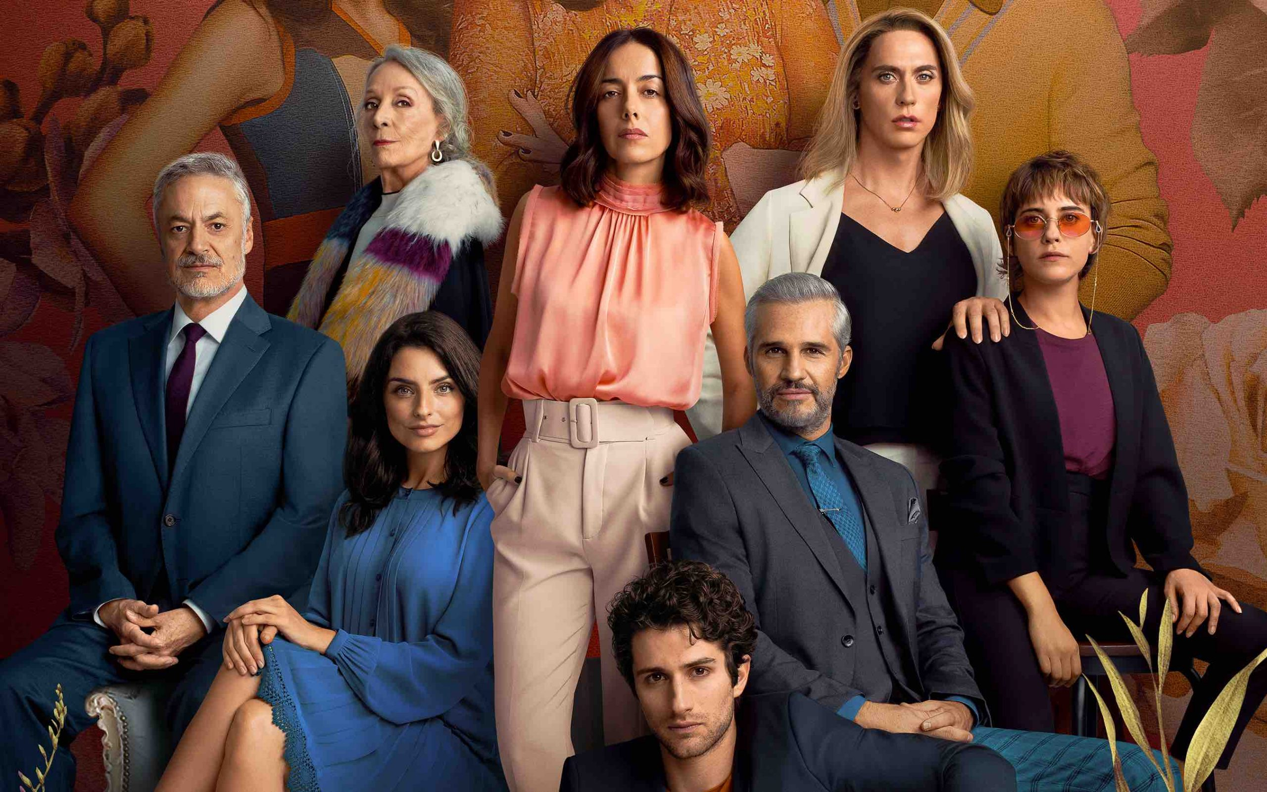 'La Casa de las Flores' presenta trailer de su última temporada en Netflix