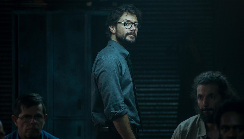 Cuarta temporada de 'La Casa de Papel' es explosiva: 'El Profesor'