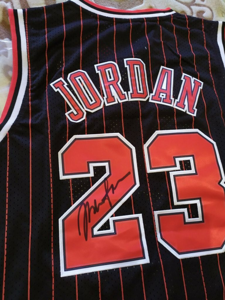 Jersey Michael Jordan