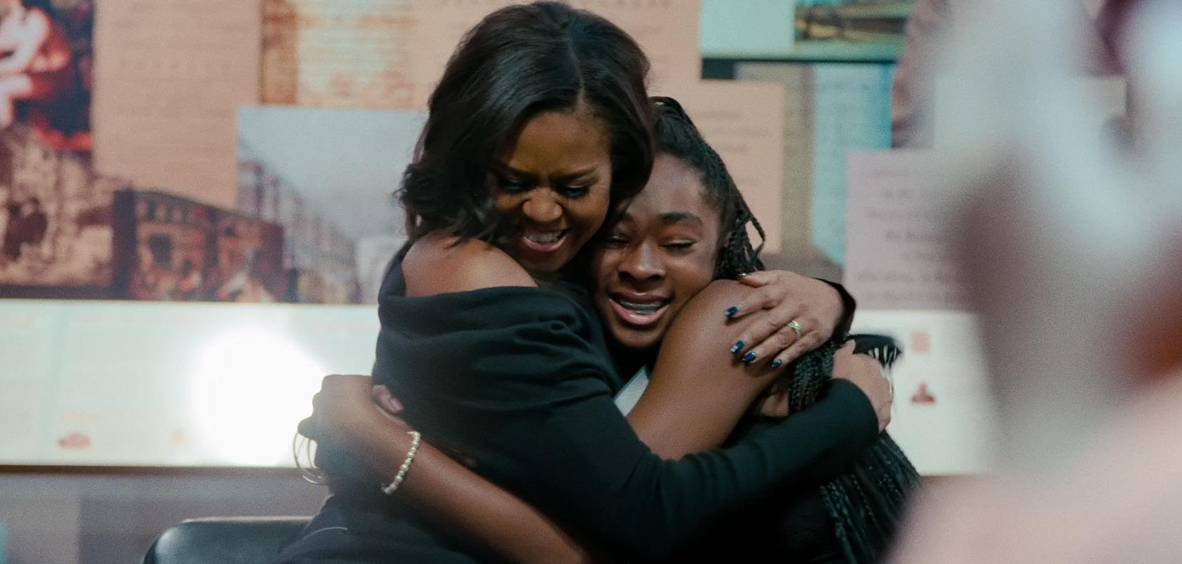 'Becoming', el emotivo documental de Michelle Obama para Netflix