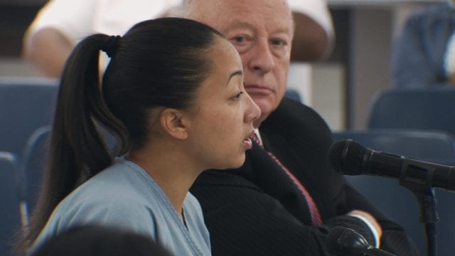 Cyntoia Brown Netflix documental