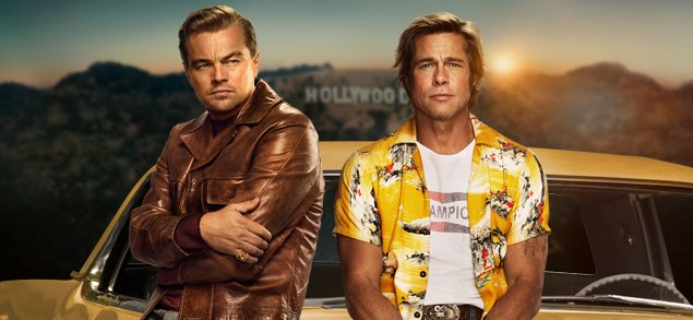 Once upon a time in Hollywood HBO Go