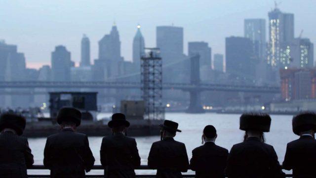 Netflix One of us judía