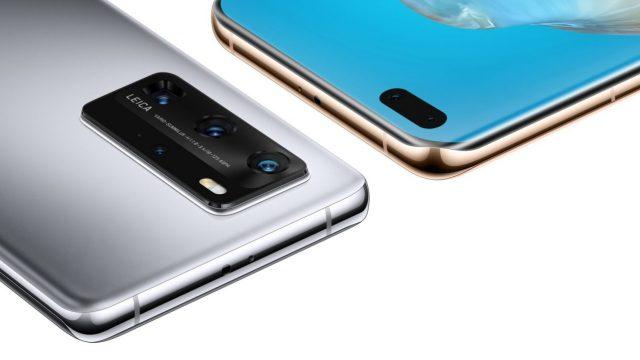P40 pro telefono de Huawei