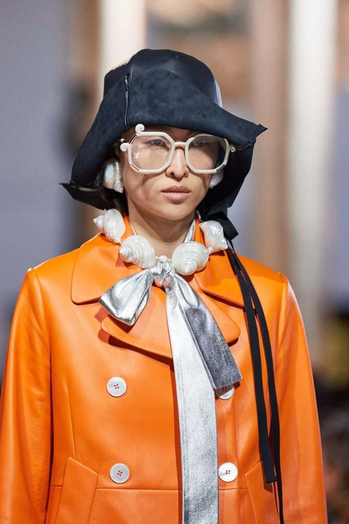 Prada pasarela de moda