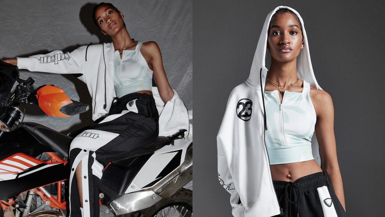 Jordan Brand lanza colección cápsula inspirada en el automovilismo