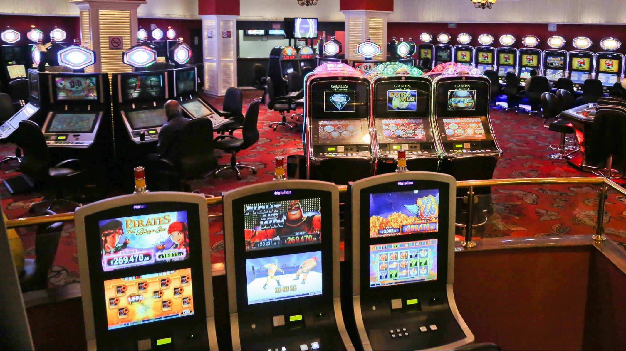 Casinos ven solidez pese a crisis: sólo 4% de las salas, en riesgo por la pandemia