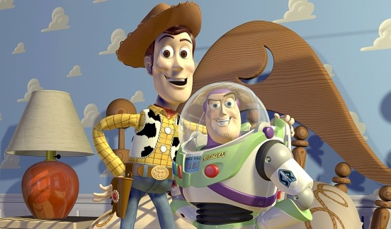 trilogía Disney Toy Story