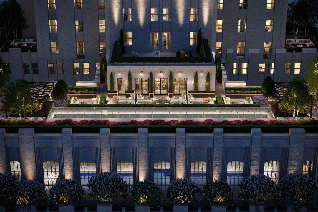 Renovación colosal: Waldorf Astoria de Nueva York