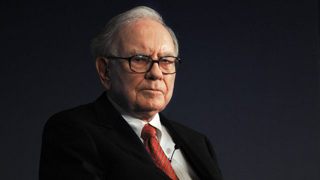 Warren Buffett. Foto: Ankit Agrawal/Mint vía Getty Images.