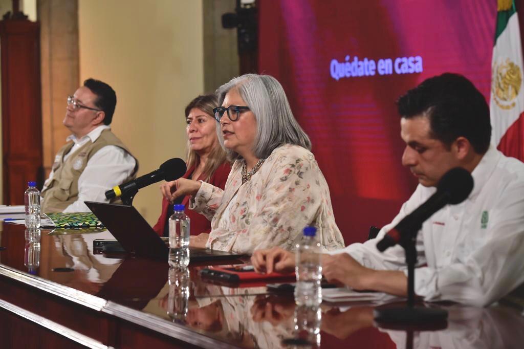 Senado avala nombramiento de Graciela Márquez para el Inegi