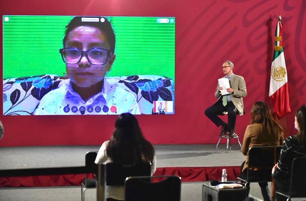 ¿El mundo será diferente? y otras preguntas de los niños a López-Gatell