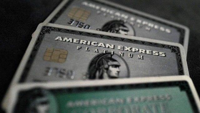 American Express- crisis-perdida-beneficio-bajo