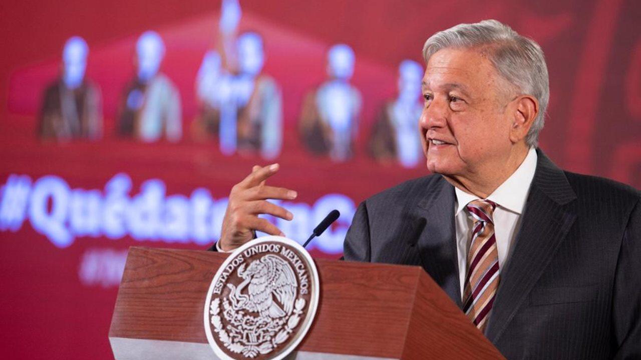 Aprobación de AMLO se recupera; crece preocupación sobre la economía: encuesta El Financiero