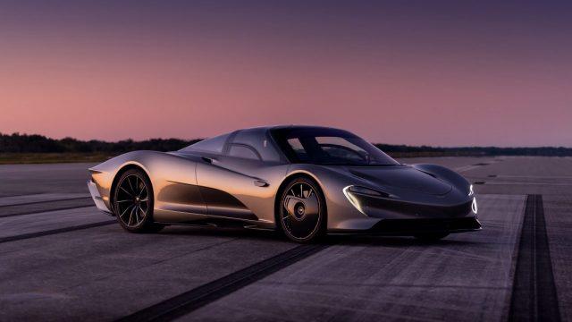 Auto de McLaren