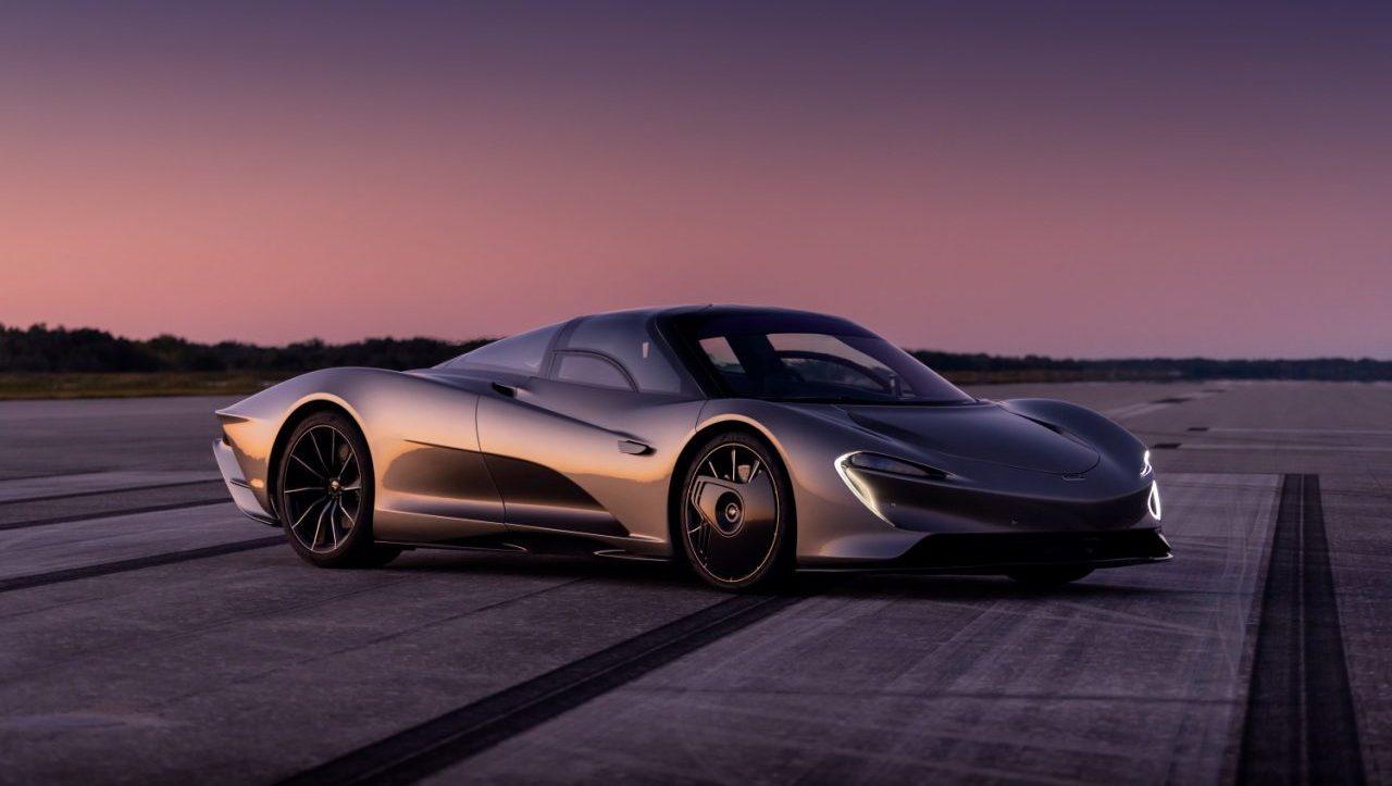 Speedtail: ¡Descubre los asombrosos misterios de la velocidad de este McLaren!