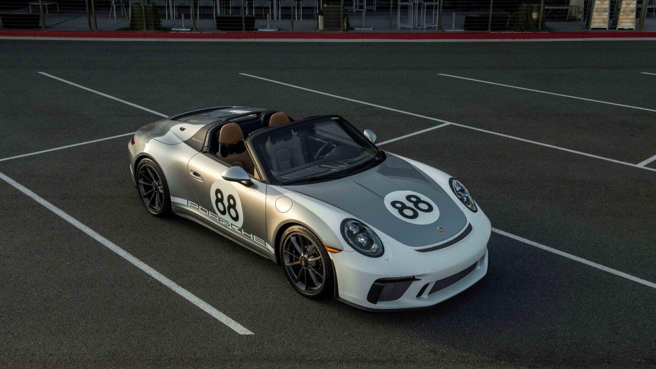 Porsche 911: Hoy será subastado para apoyar lucha encontrar del coronavirus