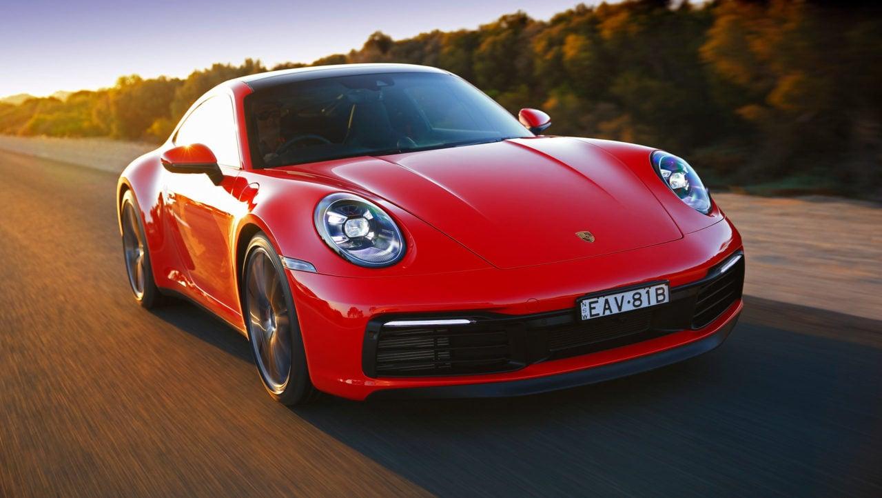 Porsche bajó su beneficio operativo a 4,200 mde en 2020