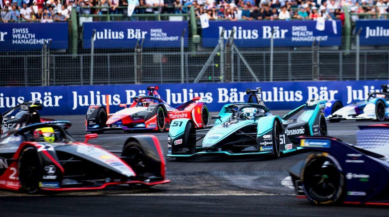 Formula E presenta un espectacular campeonato virtual