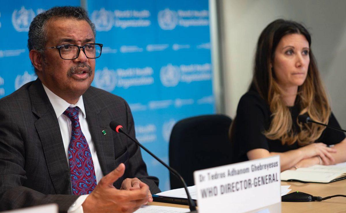 OMS pide a México 'tomar en serio' la pandemia de Covid-19