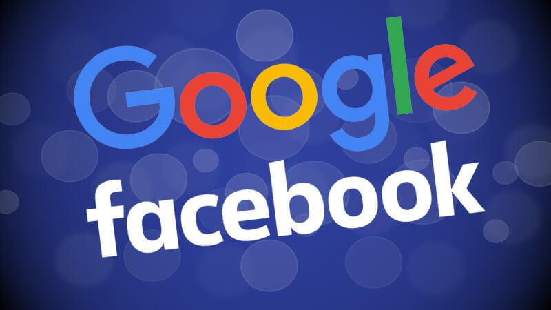 Los resultados de Alphabet y Facebook podrían indicar problemas