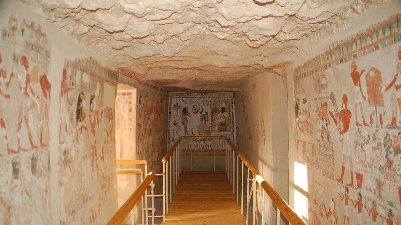 Descubrir el antiguo Egipto nunca estuvo tan cerca