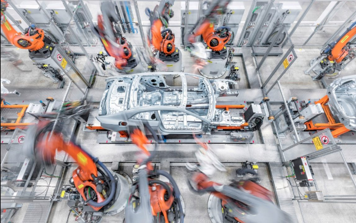 Audi ofrece recorridos virtuales programados a su planta en Alemania