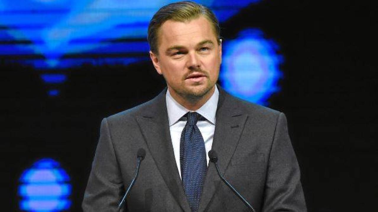 Leonardo DiCaprio convoca a apoyar a los más necesitados