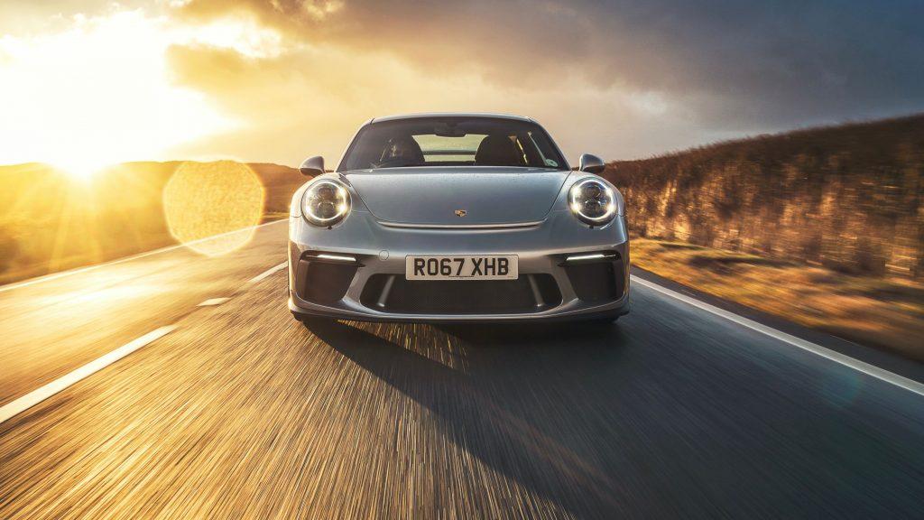 Fotografia de coches Porsche