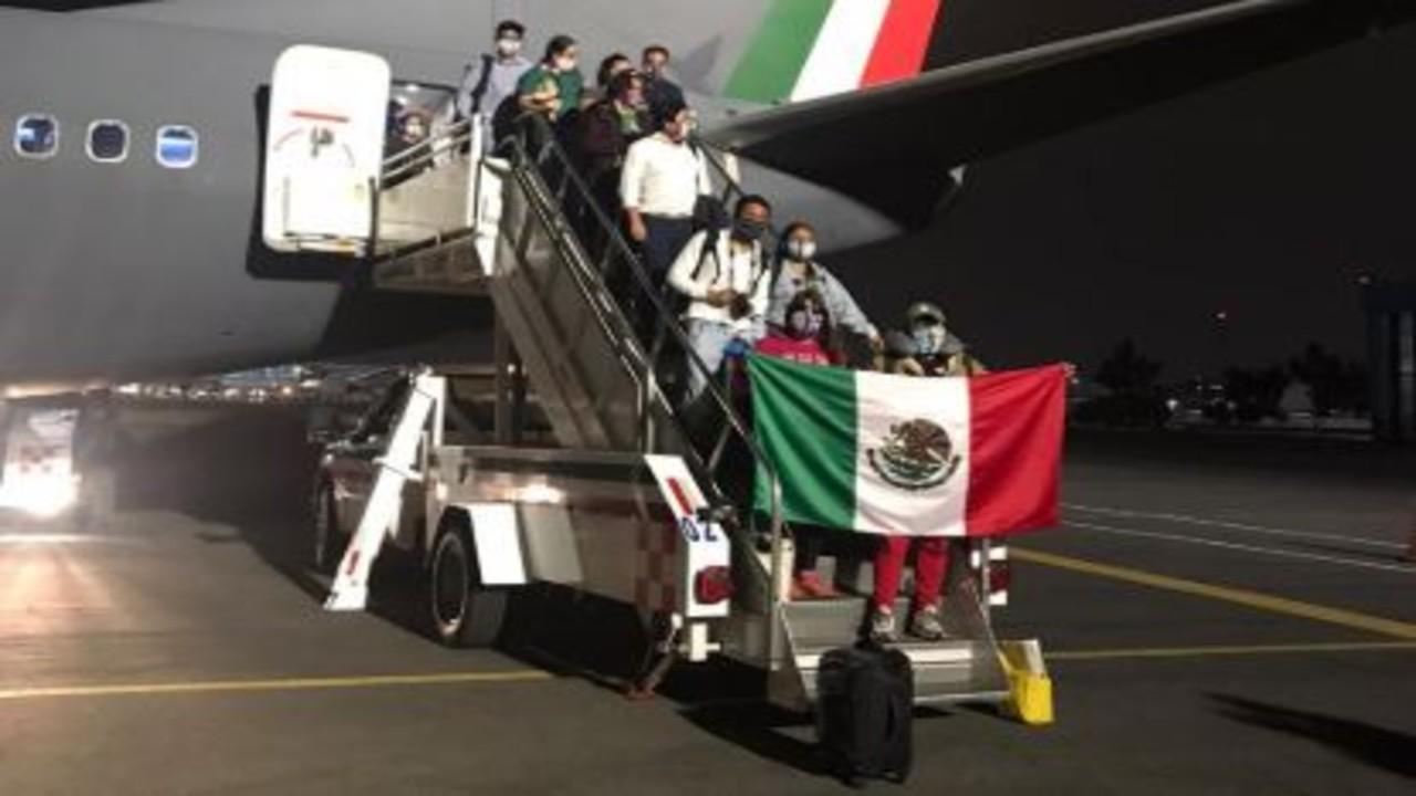 México pagó 60,538 dólares por repatriar a connacionales varados por la pandemia