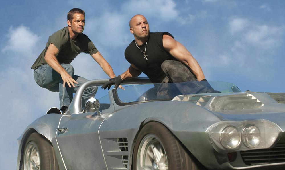 Las ocho películas de 'Rápidos y furiosos' ya están disponibles en Netflix