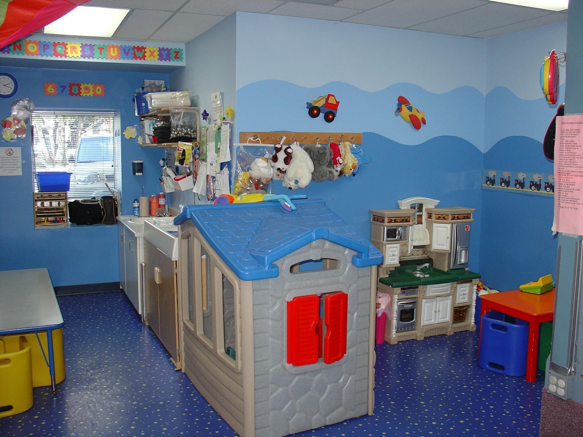 Crear espacio de juegos para niños, casi una necesidad en el hogar