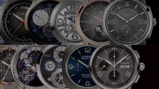 Watches & Wonders alta relojería