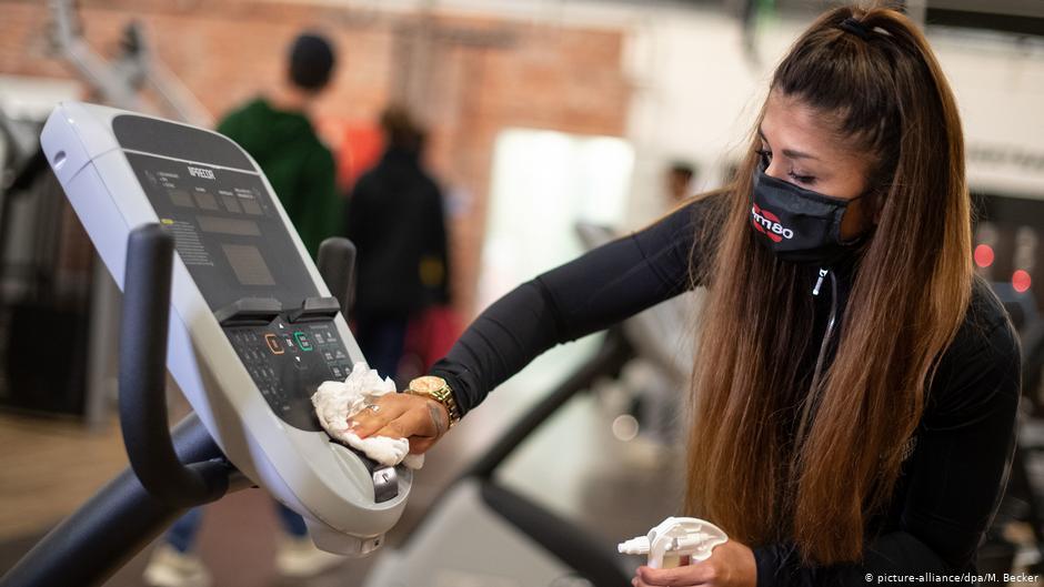 Coronavirus: ¿es sensato ir al gimnasio a pesar de la pandemia?