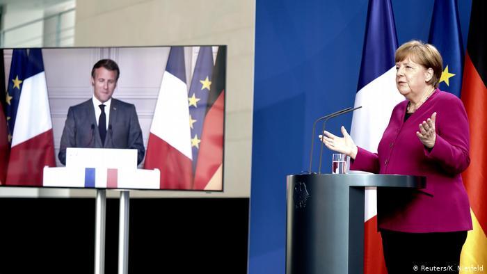 El plan Merkel-Macron: ¿endeudar a Europa para salvarla?