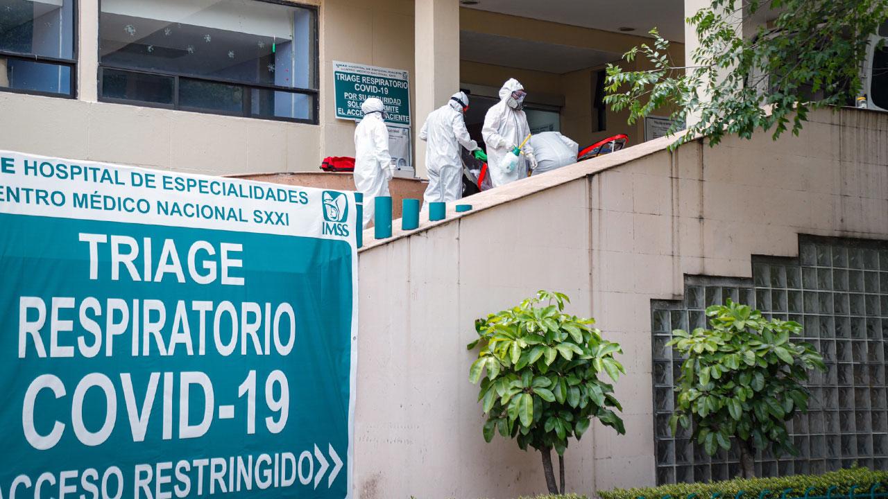 México sufre el día más letal por coronavirus: 236 muertes en las últimas 24 horas